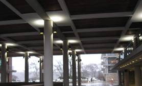 E40/E27 series in the United States parking lot lighting project